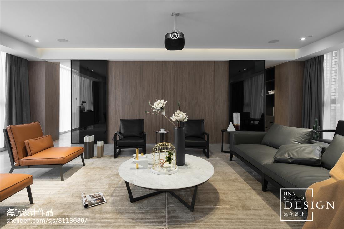 精选84平方二居客厅现代装修欣赏图