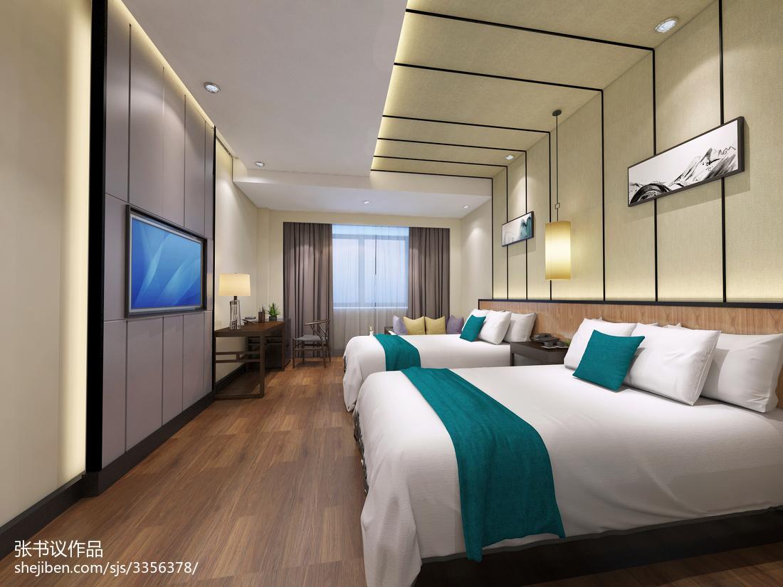 时尚酒店大厅装饰设计效果图片