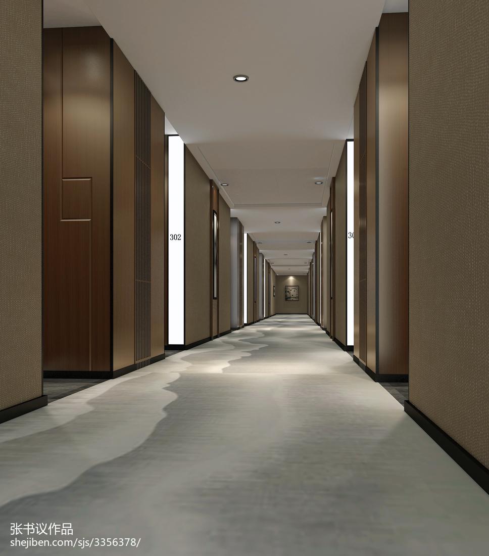 现代酒店大厅装饰设计效果图片