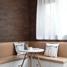 现代复式卧室装修设计效果图