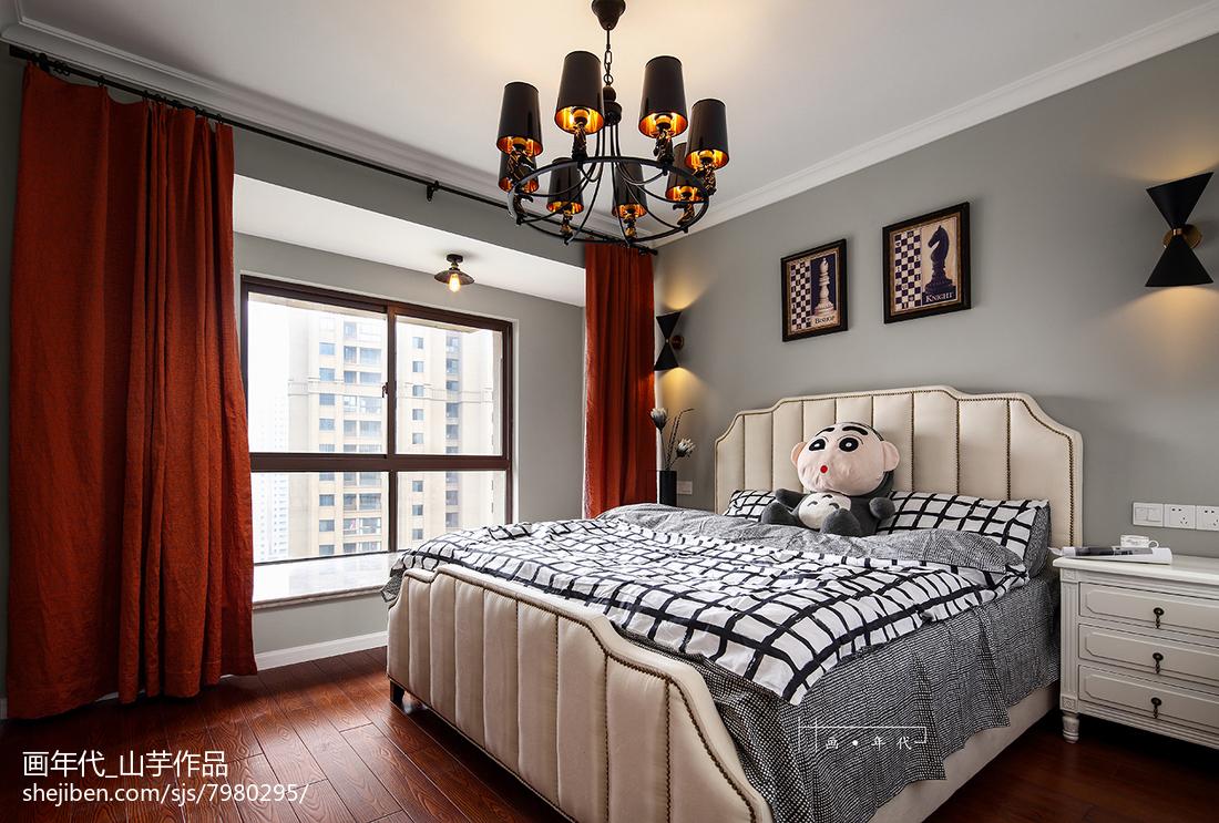 精美面积127平新古典四居儿童房装修图片大全