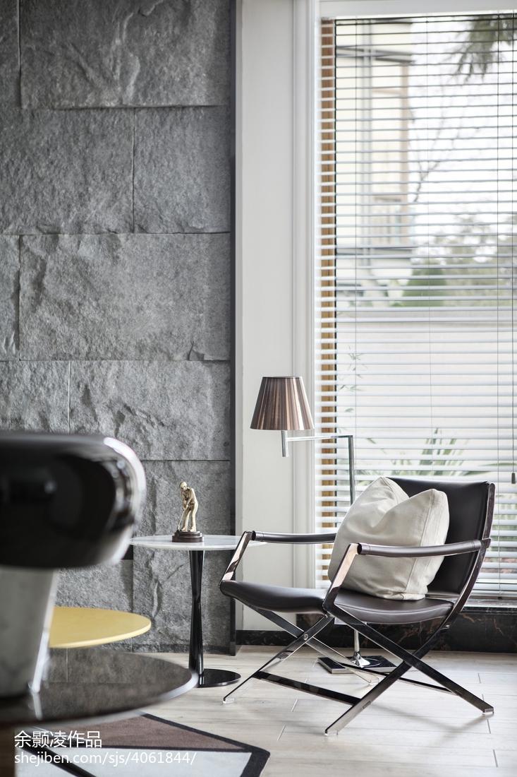 精选现代别墅休闲区装修设计效果图片大全