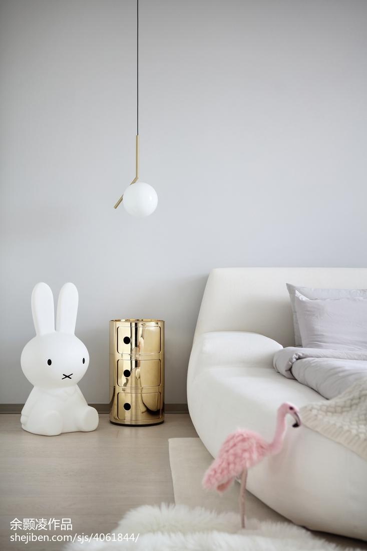 精美111平米现代别墅儿童房装饰图片欣赏