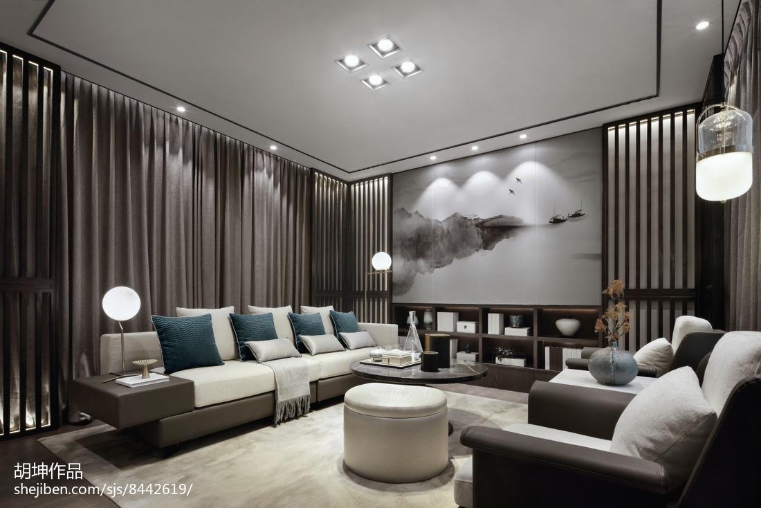 明亮478平中式别墅设计美图