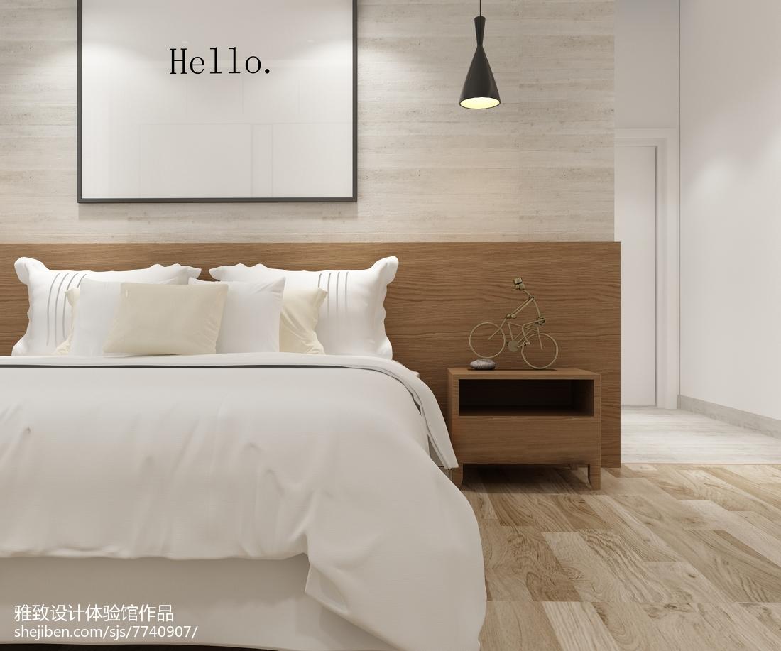 日式原木榻榻米设计装潢