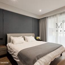 热门116平方四居卧室现代效果图片大全
