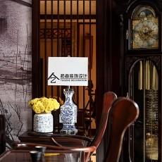 精美中式四居客厅效果图片大全