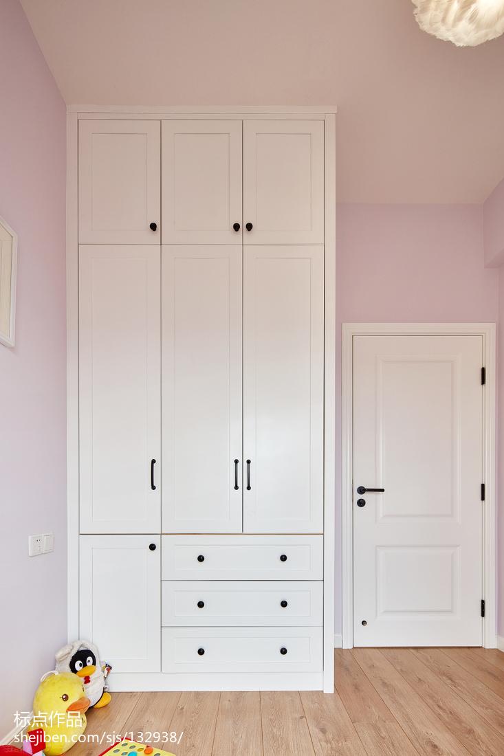 儿童房衣柜柜门