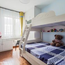 2018中式三居儿童房装饰图