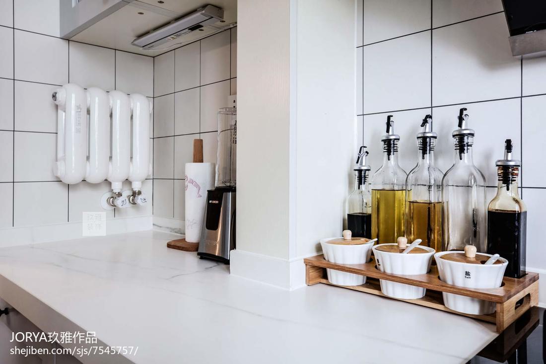 2018精选现代二居厨房设计效果图