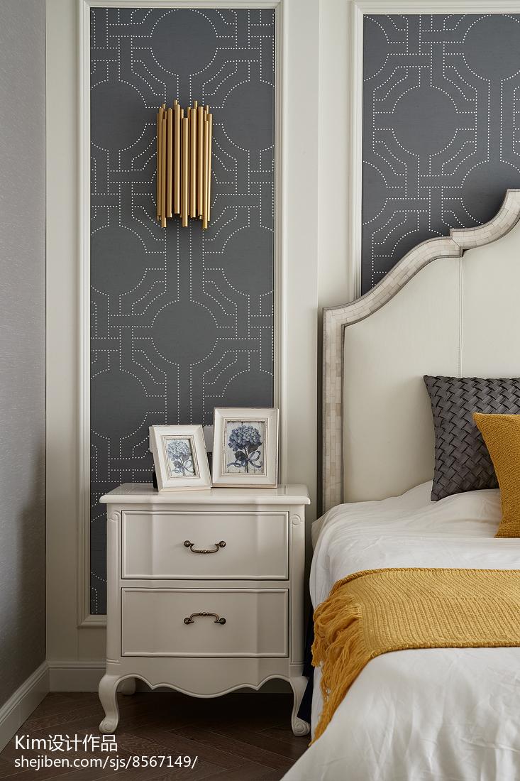 热门复式卧室装饰图片大全