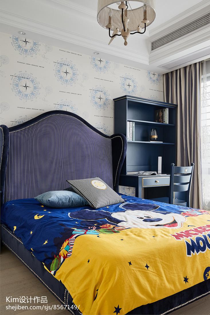 2018精选133平米复式儿童房装修欣赏图片