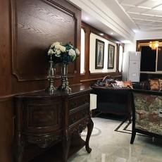 中式卧室衣柜装修设计