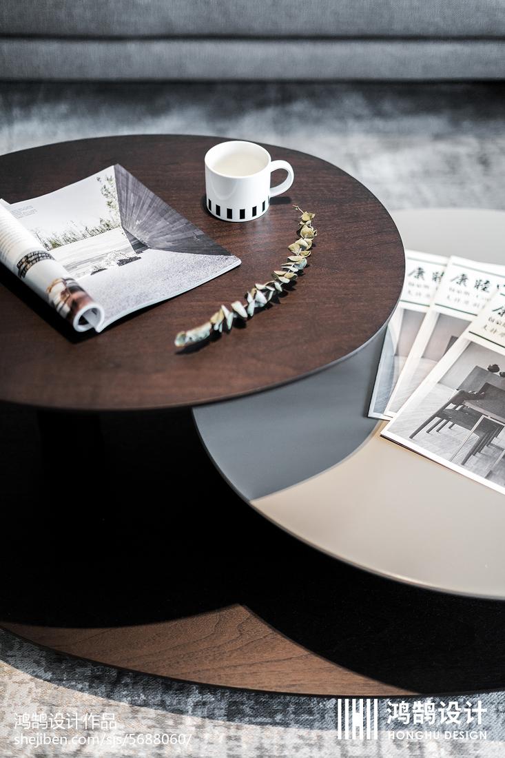 热门97平米三居餐厅现代装修效果图片欣赏