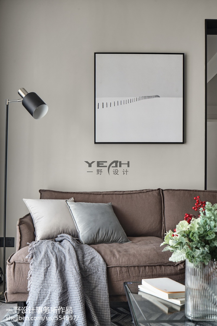 一野设计—九龙仓风华里 | 98m² | 现代风格_3203797
