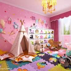 儿童灯具卧室