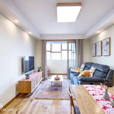 精选二居客厅日式装修设计效果图