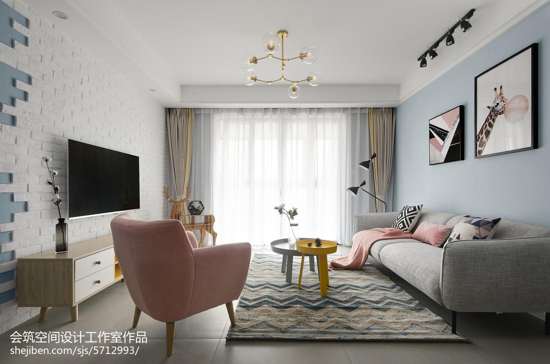 沙发背景墙装饰油画