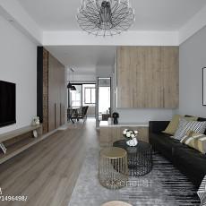大气64平现代二居客厅图片欣赏