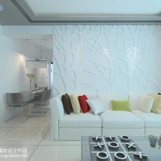 中式家装书房装潢效果图
