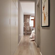2018精选104平米三居客厅现代装修欣赏图片