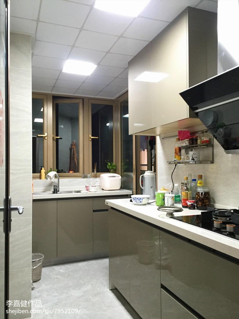 热门小户型厨房简约实景图