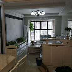 精选二居客厅现代实景图