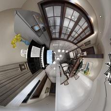 热门95平米三居客厅中式装饰图片