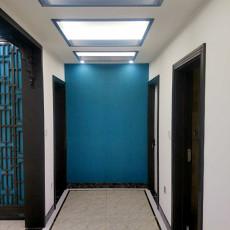 中式室内客厅设计效果图