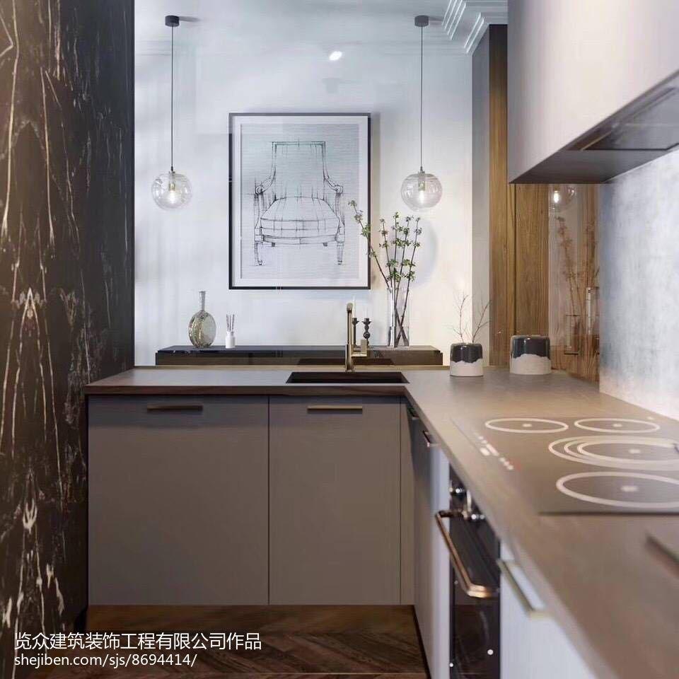 三居厨房装修设计效果图片欣赏
