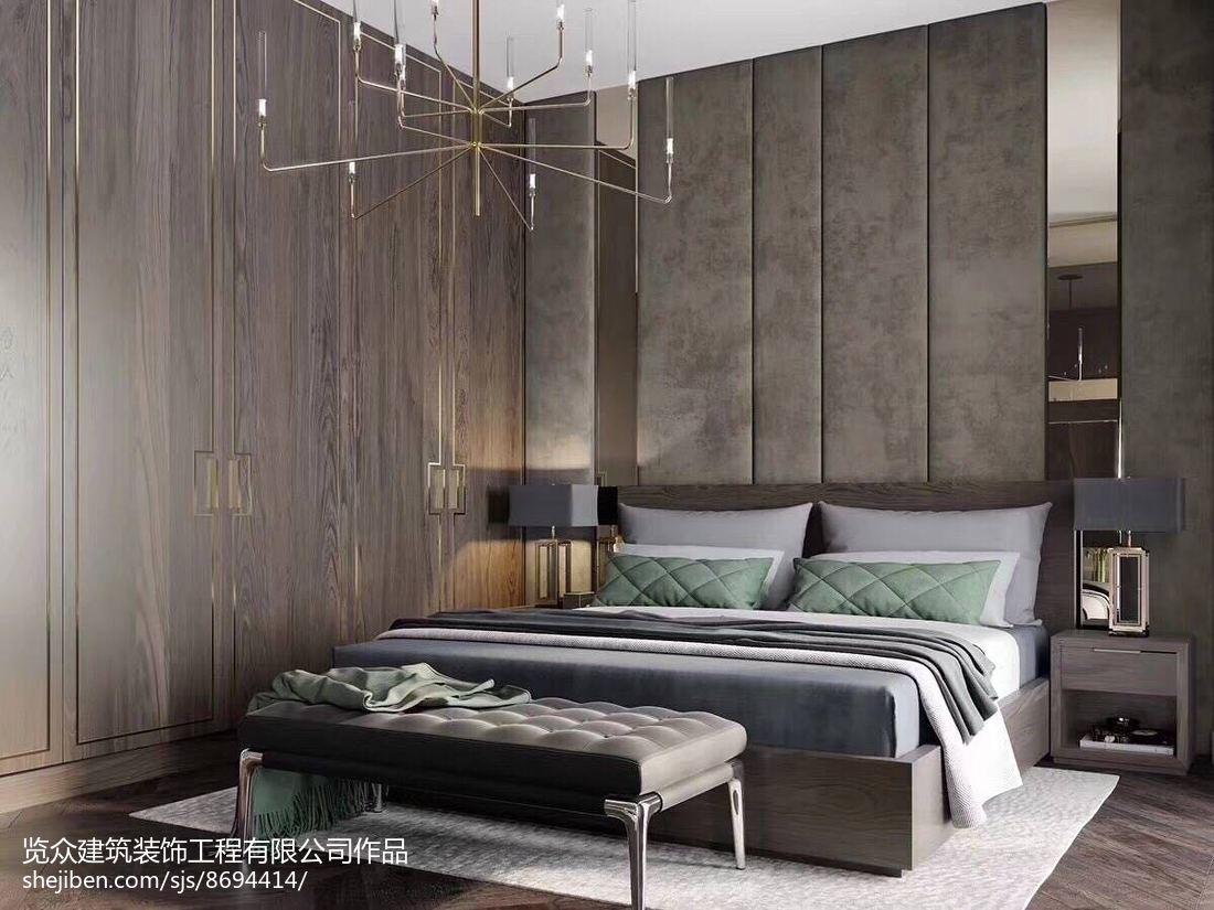 精选三居卧室效果图片欣赏