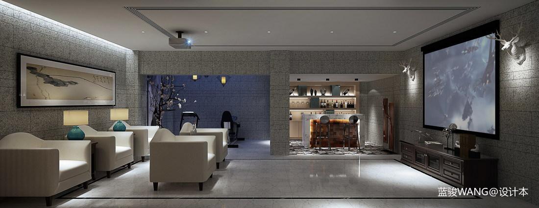 北欧家装沙发背景墙图片