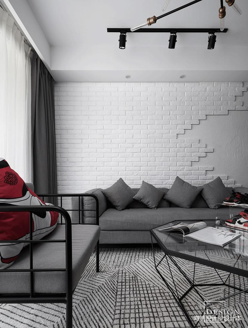 loft风客厅设计图片