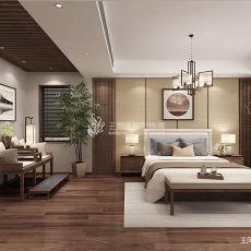 精选新古典别墅卧室装修效果图片大全