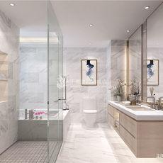 热门130平米新古典别墅卧室实景图片欣赏