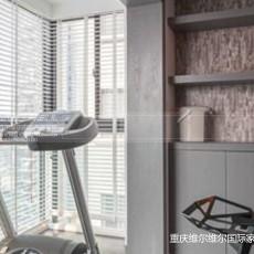 2018精选96平米三居休闲区欧式装修图片大全