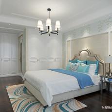精选美式三居卧室装修设计效果图片欣赏