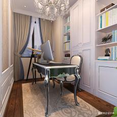 精选简欧复式卧室装饰图片欣赏