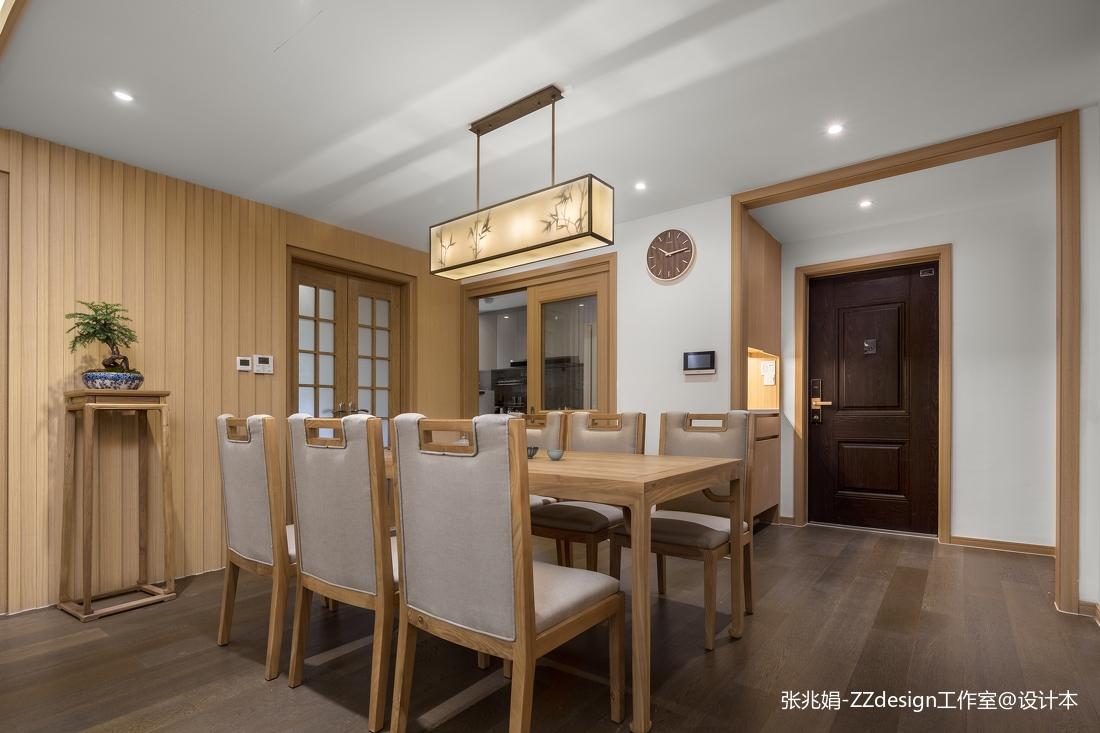 四居餐厅中式装修欣赏图片大全