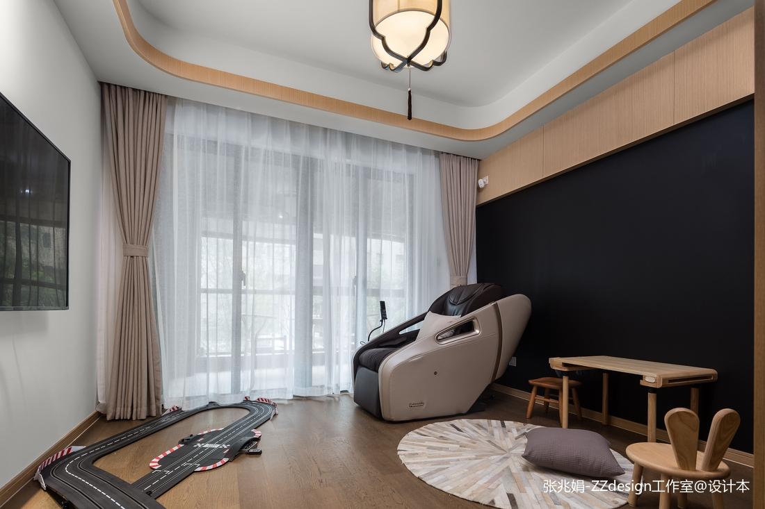 热门136平米四居儿童房中式装修欣赏图片大全