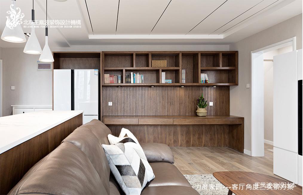 大气37平现代小户型客厅设计图