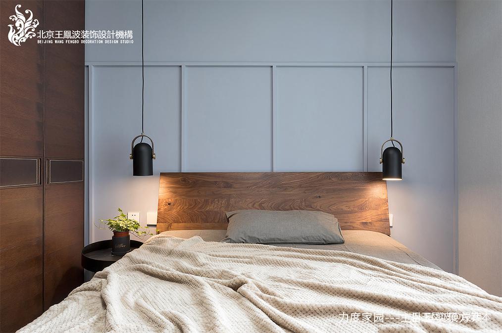 典雅26平现代小户型卧室图片大全