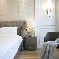 精美面积139平复式卧室混搭装修图