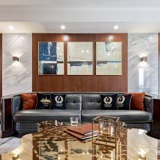 优雅179平现代四居客厅装修效果图