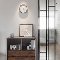 质朴92平现代三居客厅设计效果图