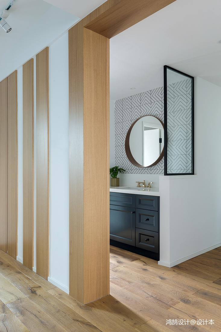 华丽92平北欧三居装修设计图