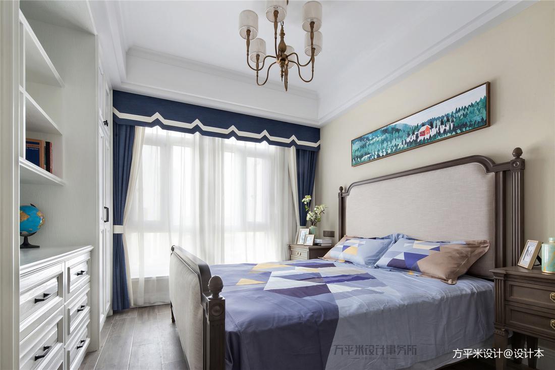 典雅156平美式四居儿童房装修美图