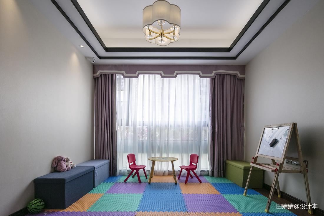新中式儿童房装修