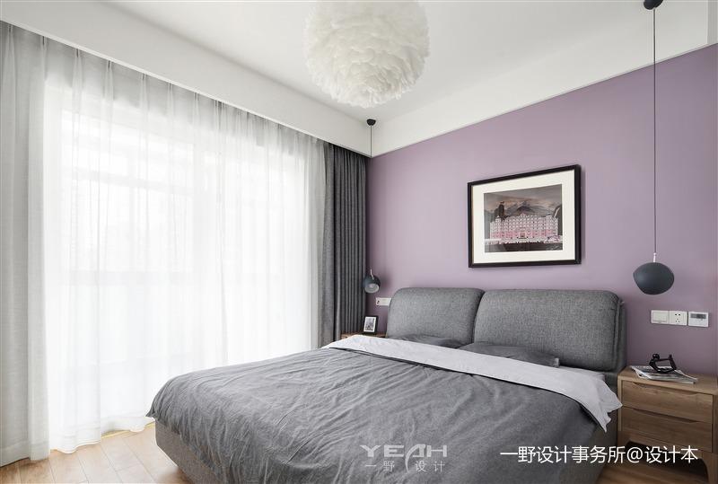 一野设计—明珠城 | 120㎡ | 北欧风格_3300240