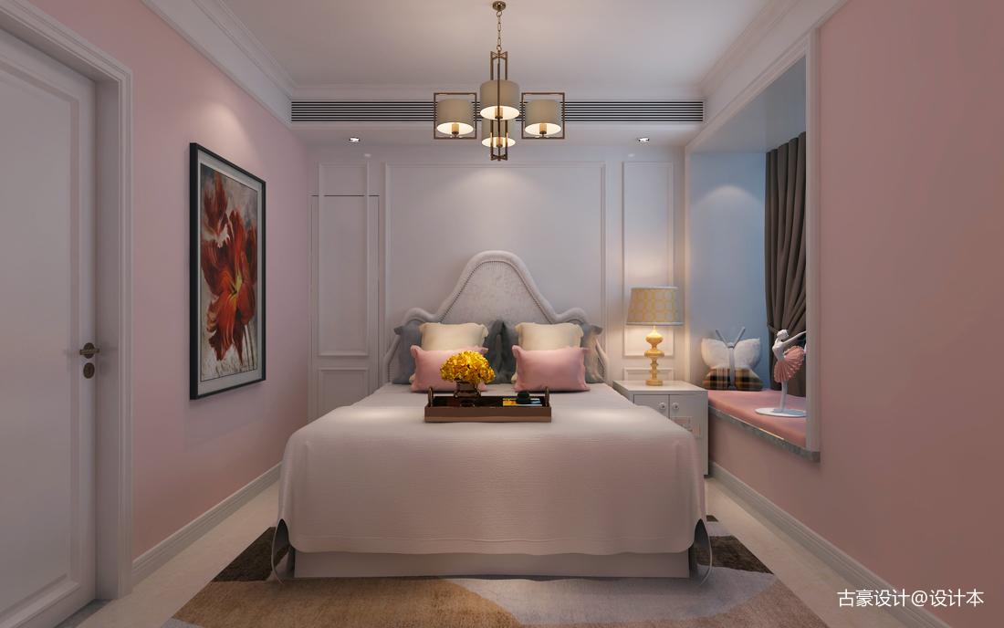 枫桦正茂-卧室-欧式风格、美式风格